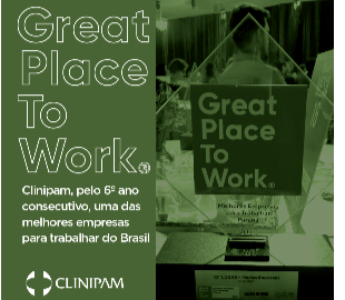 Clinipam é Great Place to Work na categoria das médias empresas do Paraná